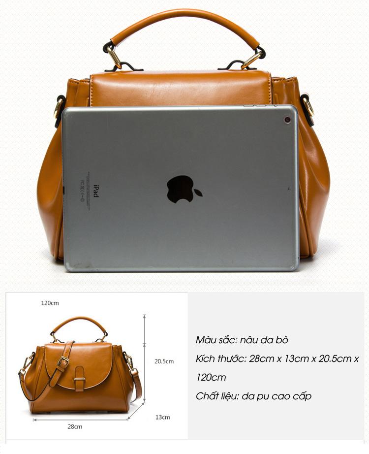 Túi xách nữ Hàn Quốc cao cấp TU1516