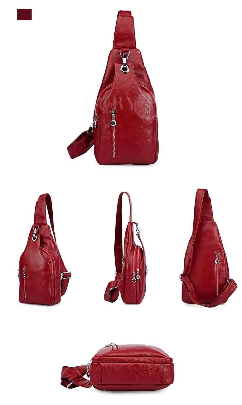 Túi đeo vai phong cách thời trang