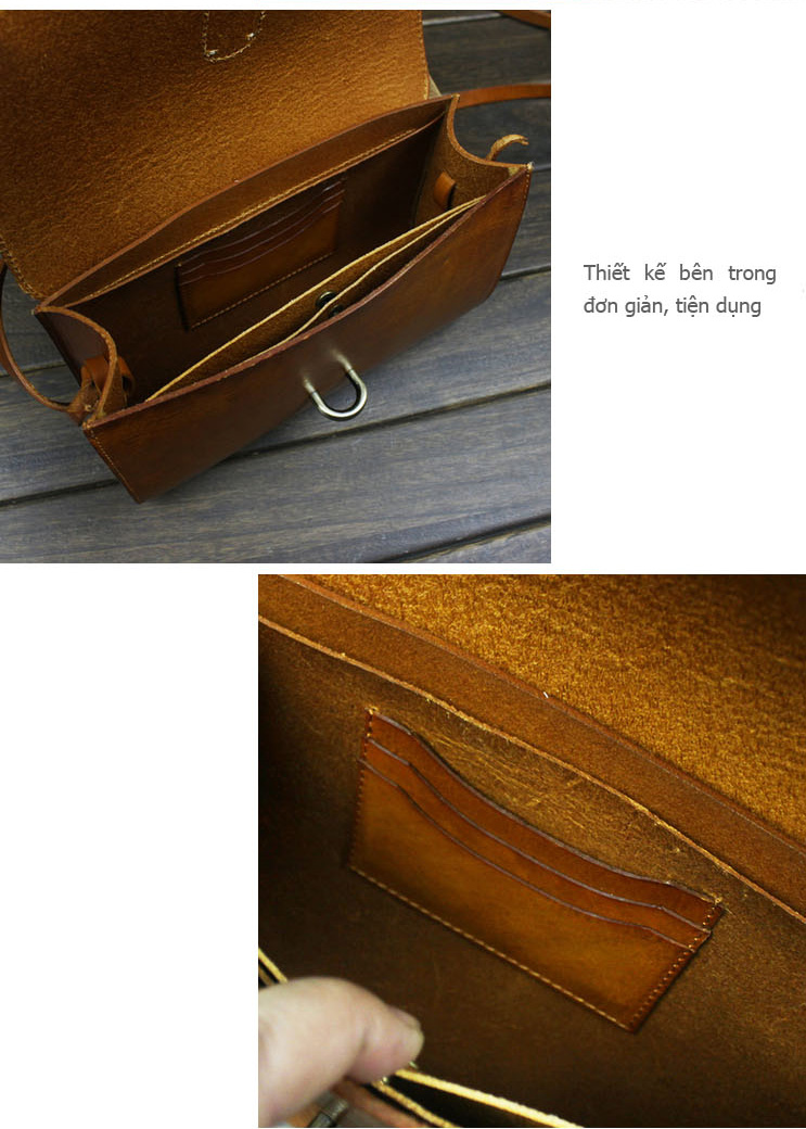 Túi đeo vintage Mesenger