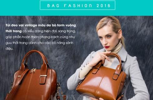 Địa chỉ mua túi xách uy tín tại Hà Nội cho nàng yêu shopping