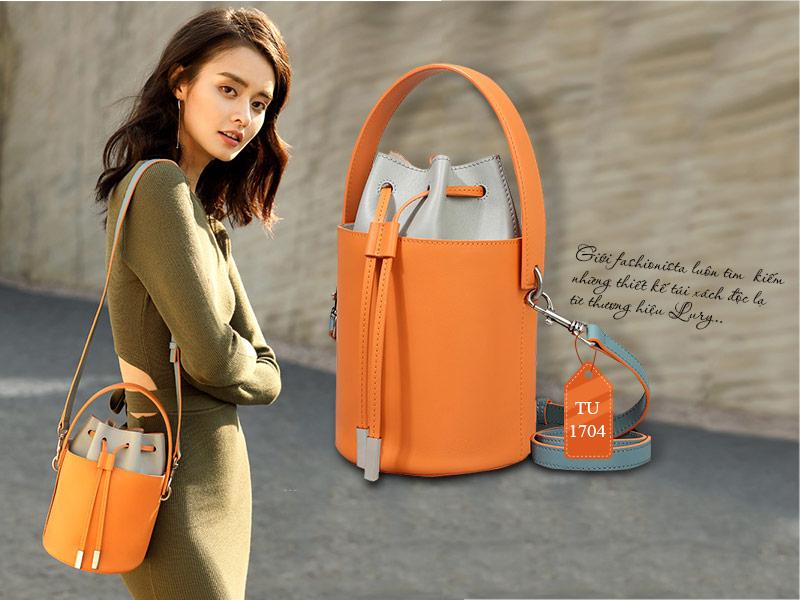 Giới fashionista luôn tìm  kiếm những thiết kế túi xách độc lạ từ thương hiệu Lury