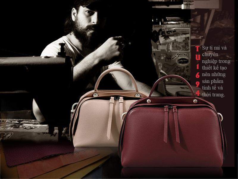 Sự tỉ mỉ và chuyên nghiệp trong thiết kế tạo nên những sản phẩm tinh tế và thời trang
