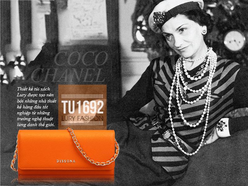 Thiết kế túi xách Lury được tạo nên bởi những nhà thiết kế hàng đầu tốt nghiệp từ những trường nghệ thuật lừng danh thế giới