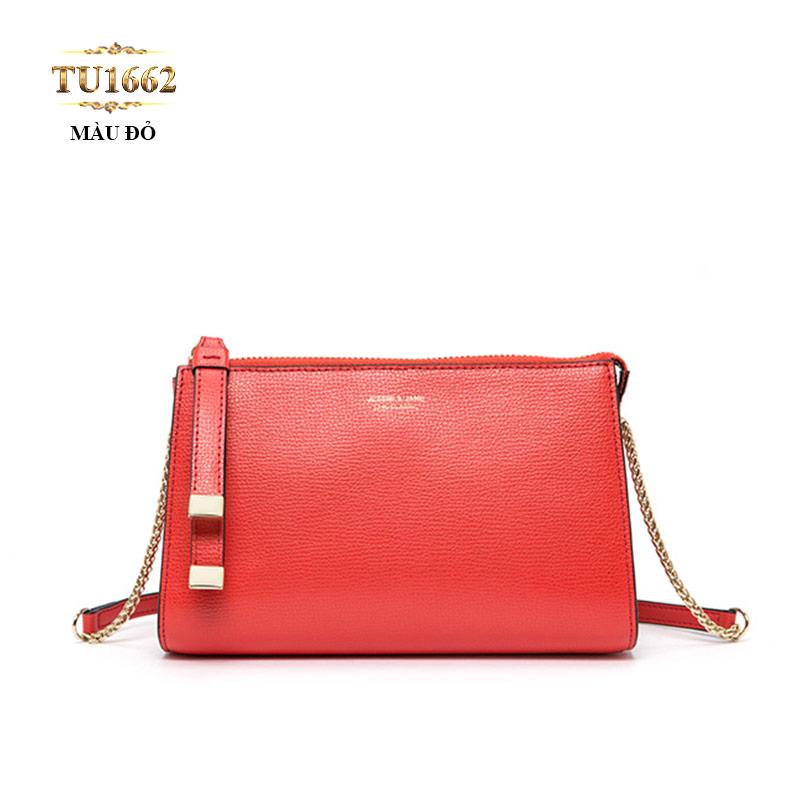 Thời trang túi xách nữ cao cấp thiết kế theo phong cách Hàn Quốc TU1662
