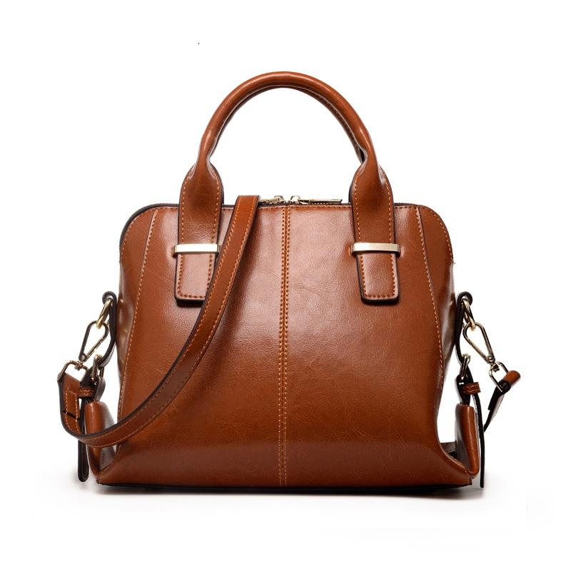 Túi đeo vai vintage màu da bò form vuông thời trang TU1549
