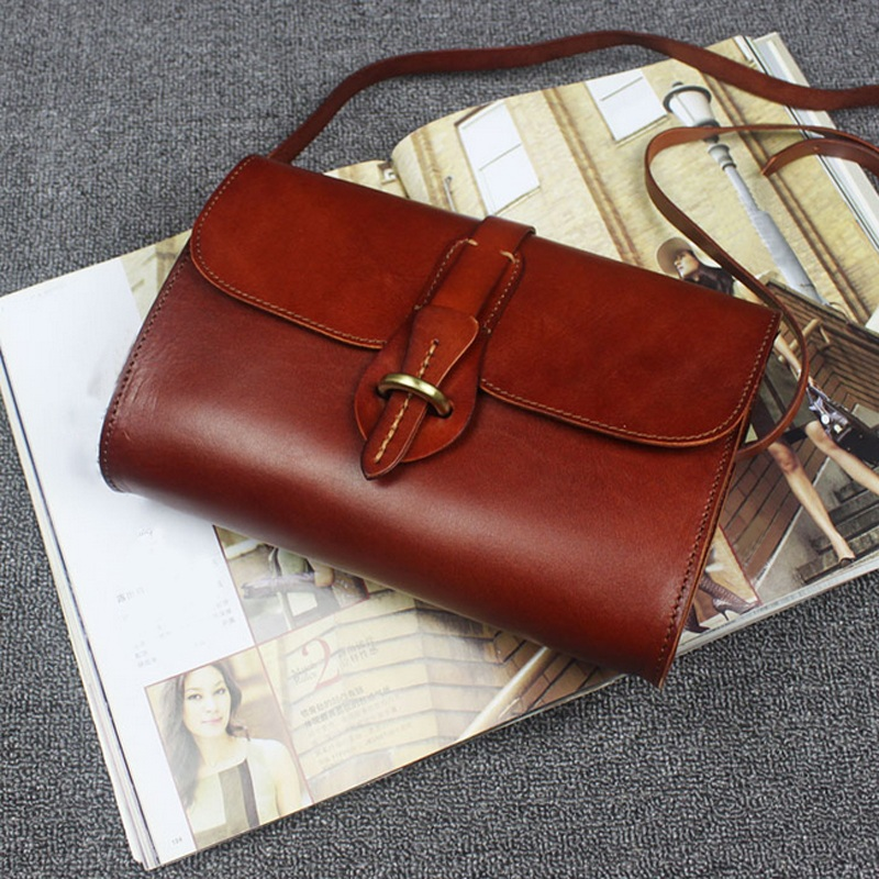 Túi đeo vintage Mesenger thời trang TU1551