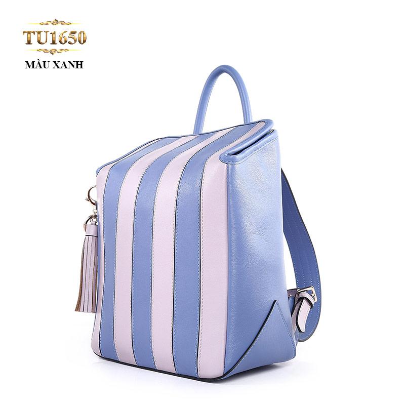 Mẫu túi xách đeo đẹp họa tiết ấn tượng vô cùng TU1650