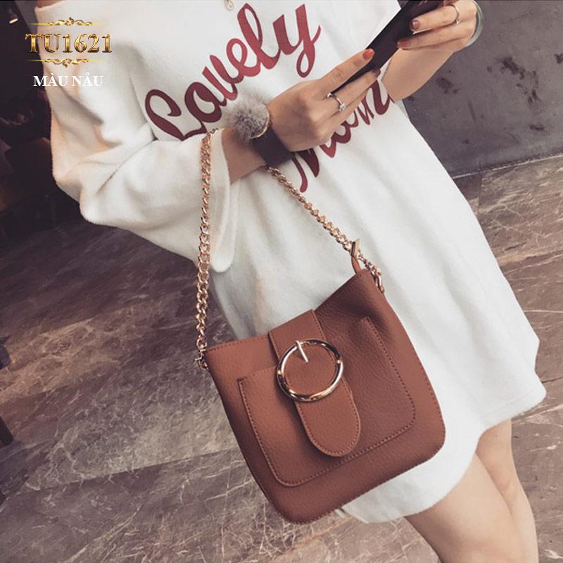 Mẫu túi xách đẹp nhất mùa thời trang năm nay phù hợp với mọi quý cô  TU1621