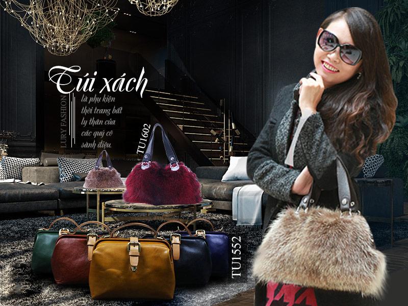 Túi xách là phụ kiện thời trang bất ly thân của các quý cô sành điệu